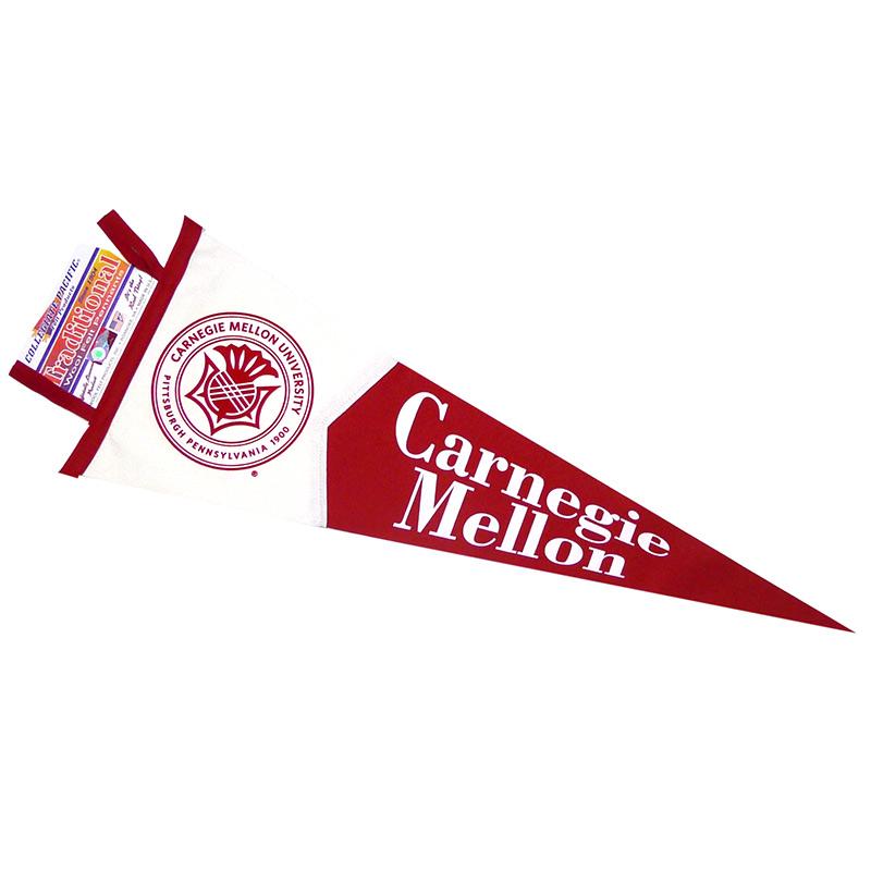 Pennant: Carnegie Mellon Seal