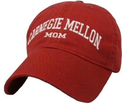 Hat: CMU Mom Cardinal
