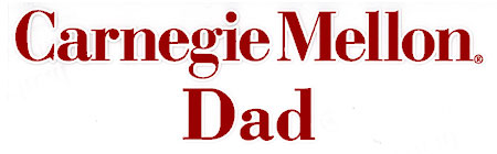 Decal: CMU Dad