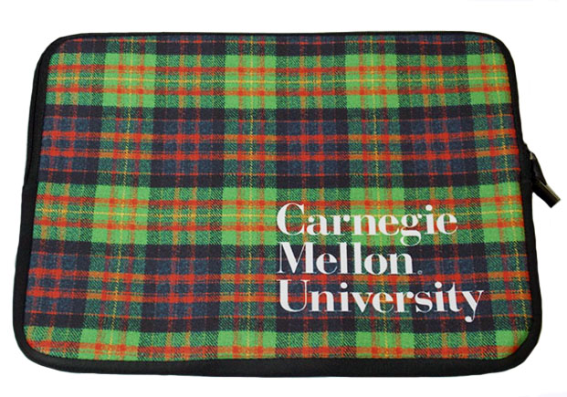 Laptop Sleeve: Plaid 13""