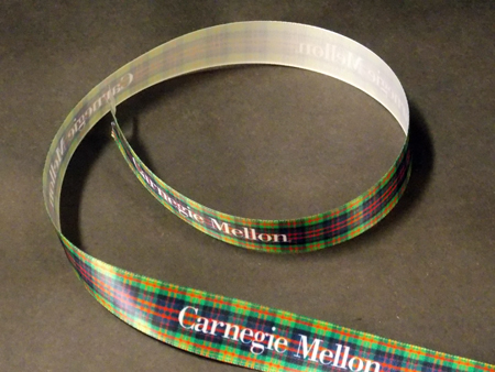 "Ribbon: Plaid 5/8"" 9 Foot Roll"