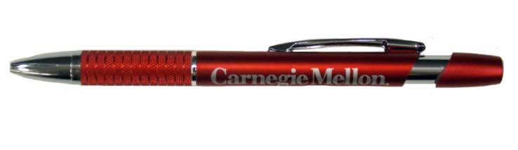 Pen: Red w/Silver
