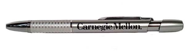Pen: Silver w/Black