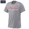 T-Shirt: Mellon College of Science Graphite