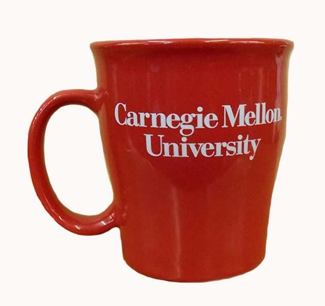 Mug: Mary Mug Cardinal