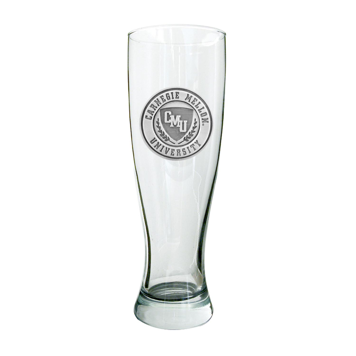 Glassware: 23oz. Pilsner with Pewter Seal
