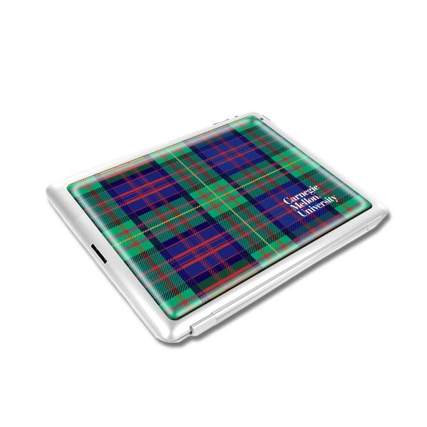Decal: Plaid Laptop/Tablet Large