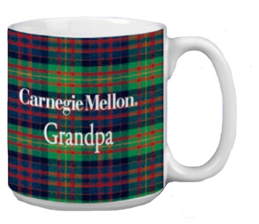 Mug: Plaid Grandpa 20 oz.