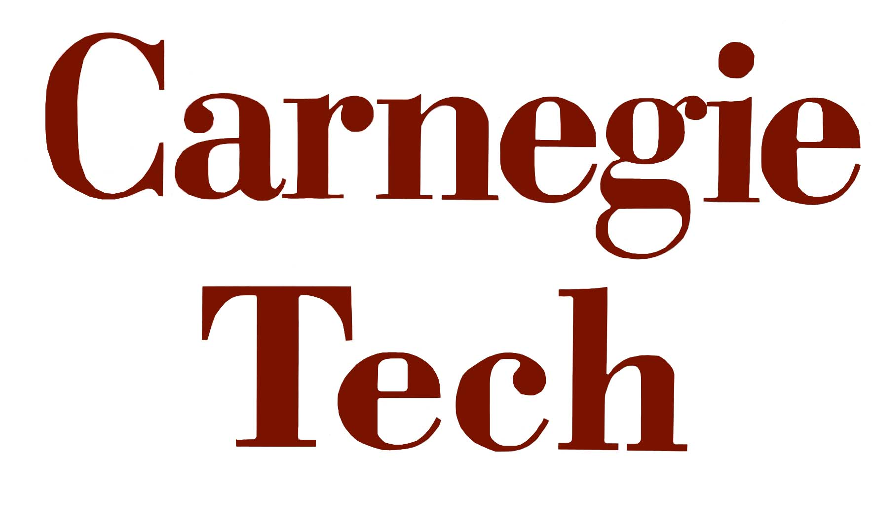 Decal: Carnegie Tech