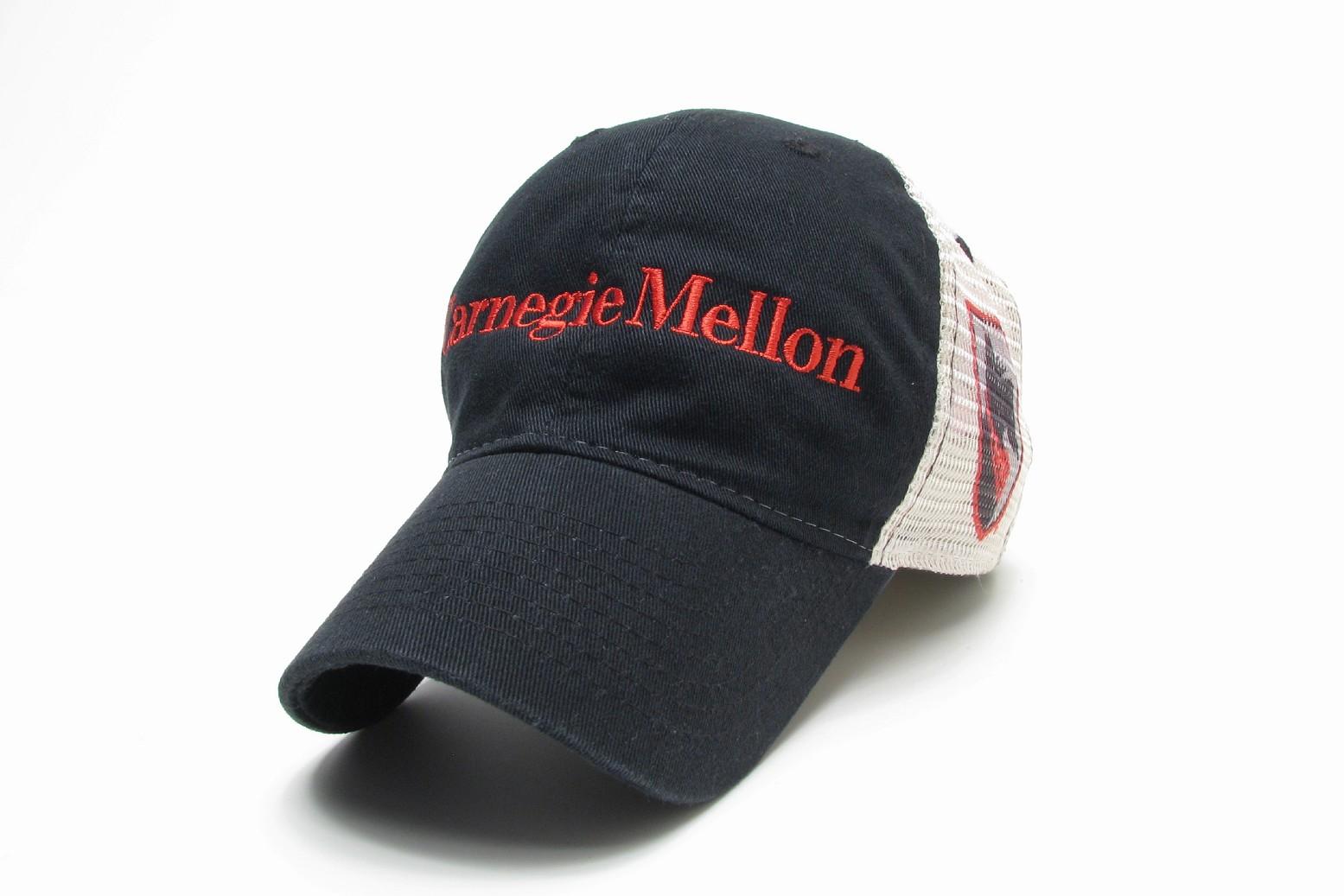 Youth Twill Hat: Black