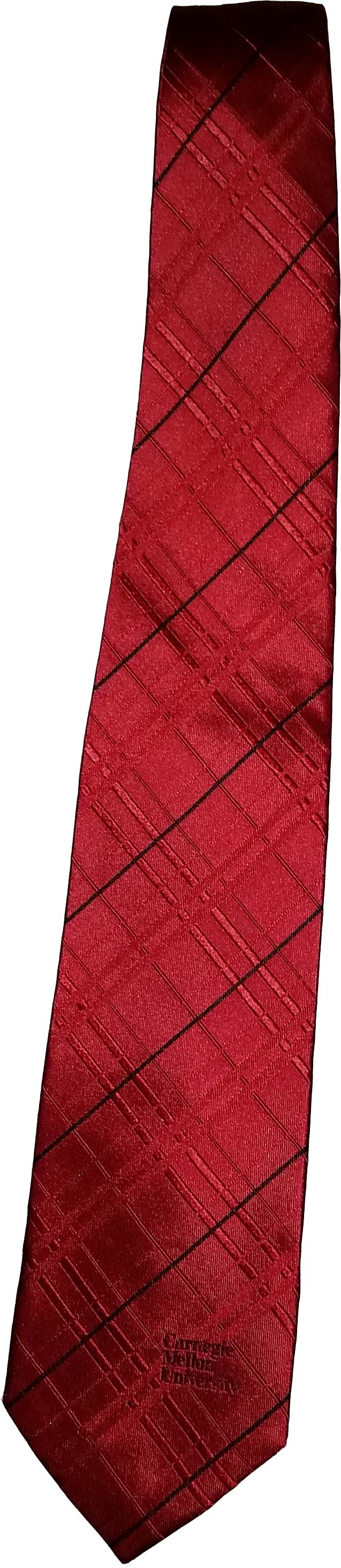 Tie: Red Wordmark