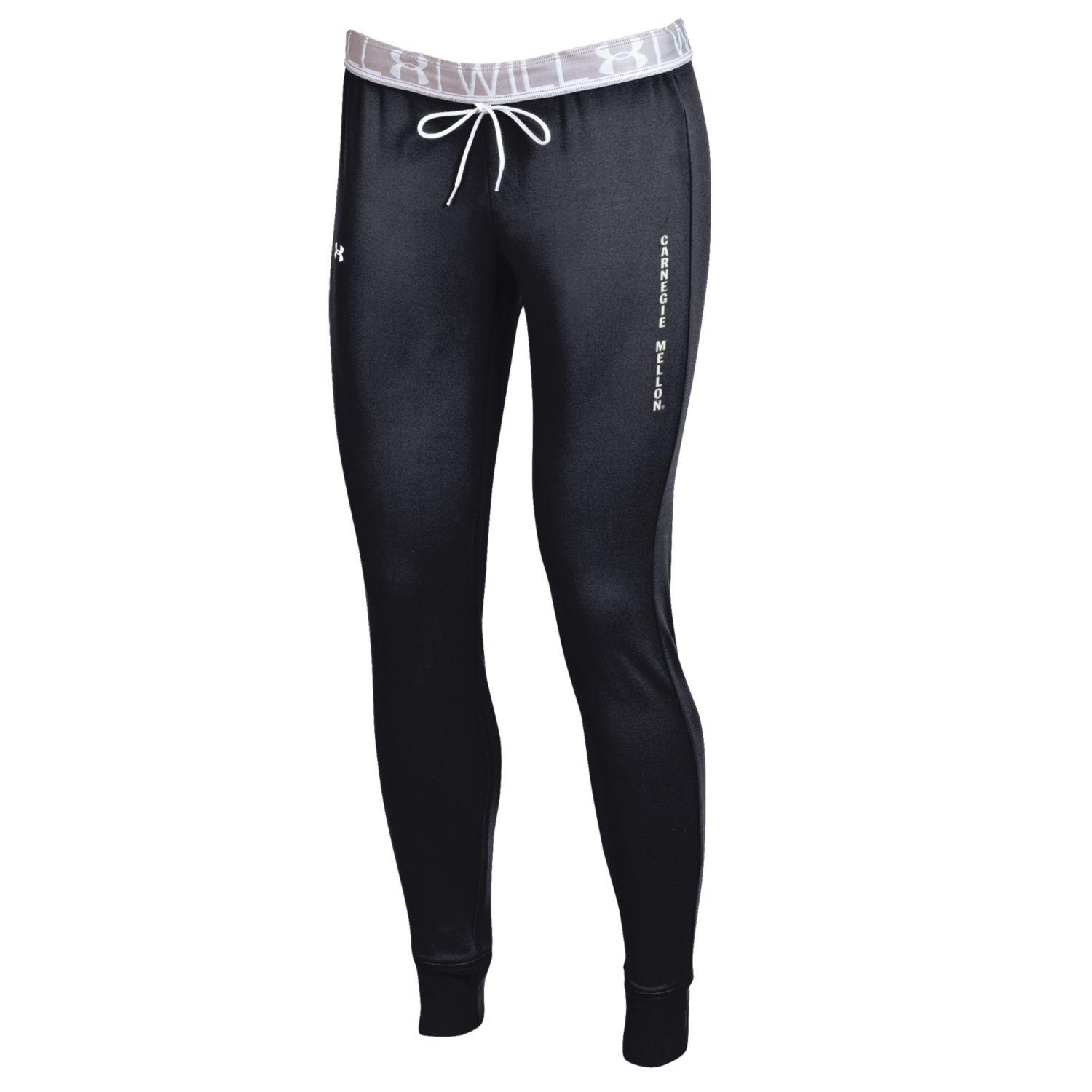 Under Armour Compression Pants: Black