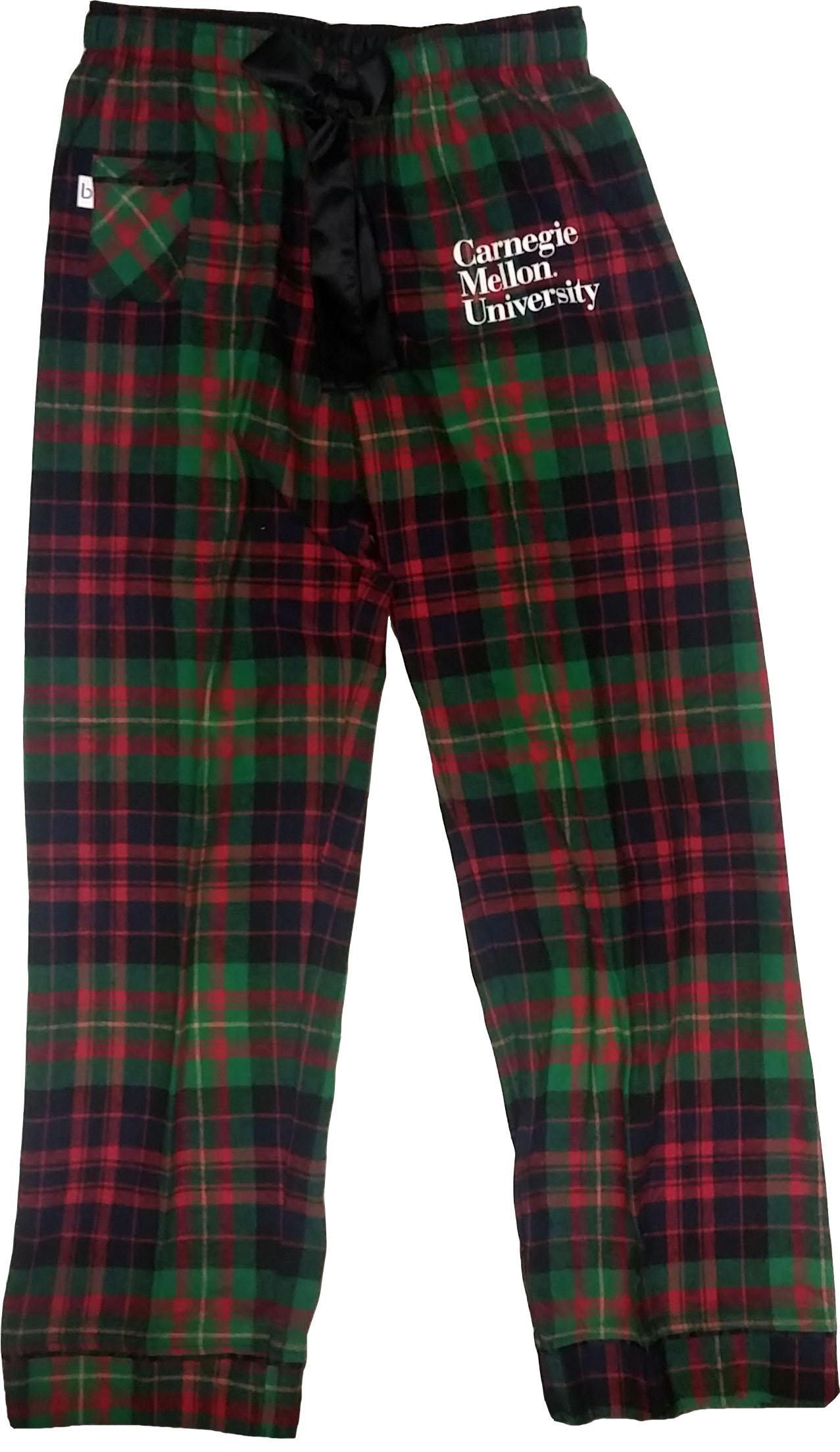Flannel Pants: Tartan