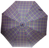One Layer Umbrella: Plaid