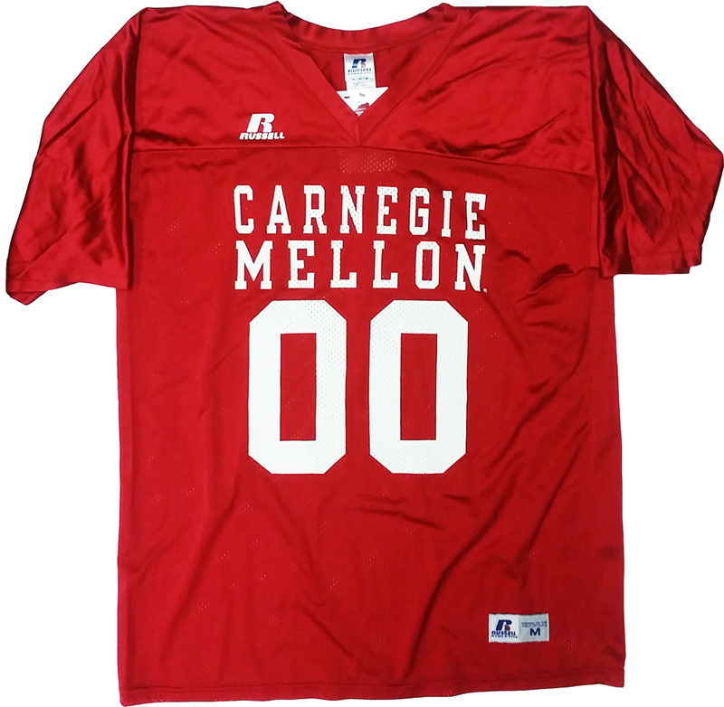 Football Jersey: Red
