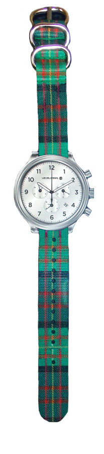 Watch Band: Plaid