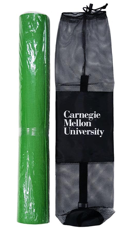 Yoga Mat: Green