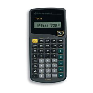 Calculator: TI-30Xa