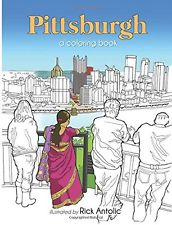 Pittsburgh: A Coloring Book
