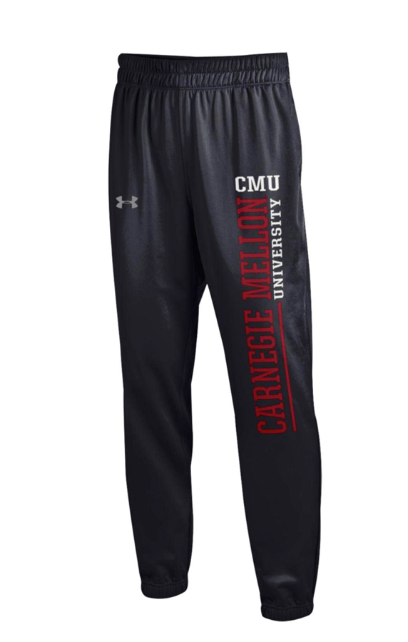 Under Armour Tricot Sweatpants: Black