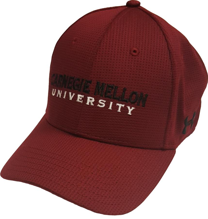 Hat: UA Blitzing Cardinal (S/M)