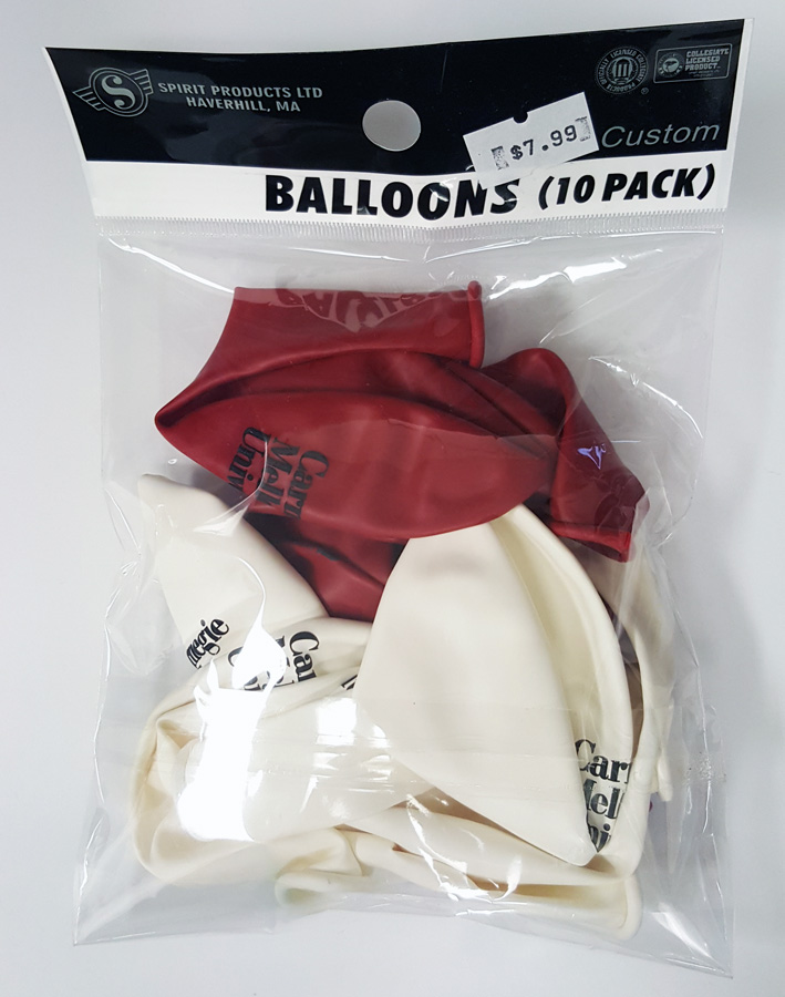 Balloons: Red and White (10 pack)