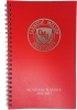 Academic Planner 2017-2018: Red thumbnail