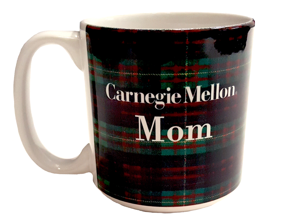 Mug: Mom Plaid 20oz