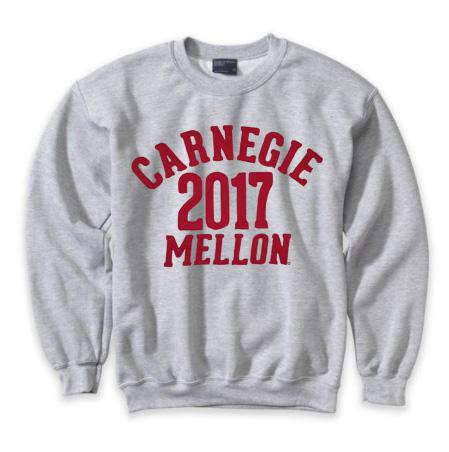 Class of 2017 Sweatshirt: Oxford