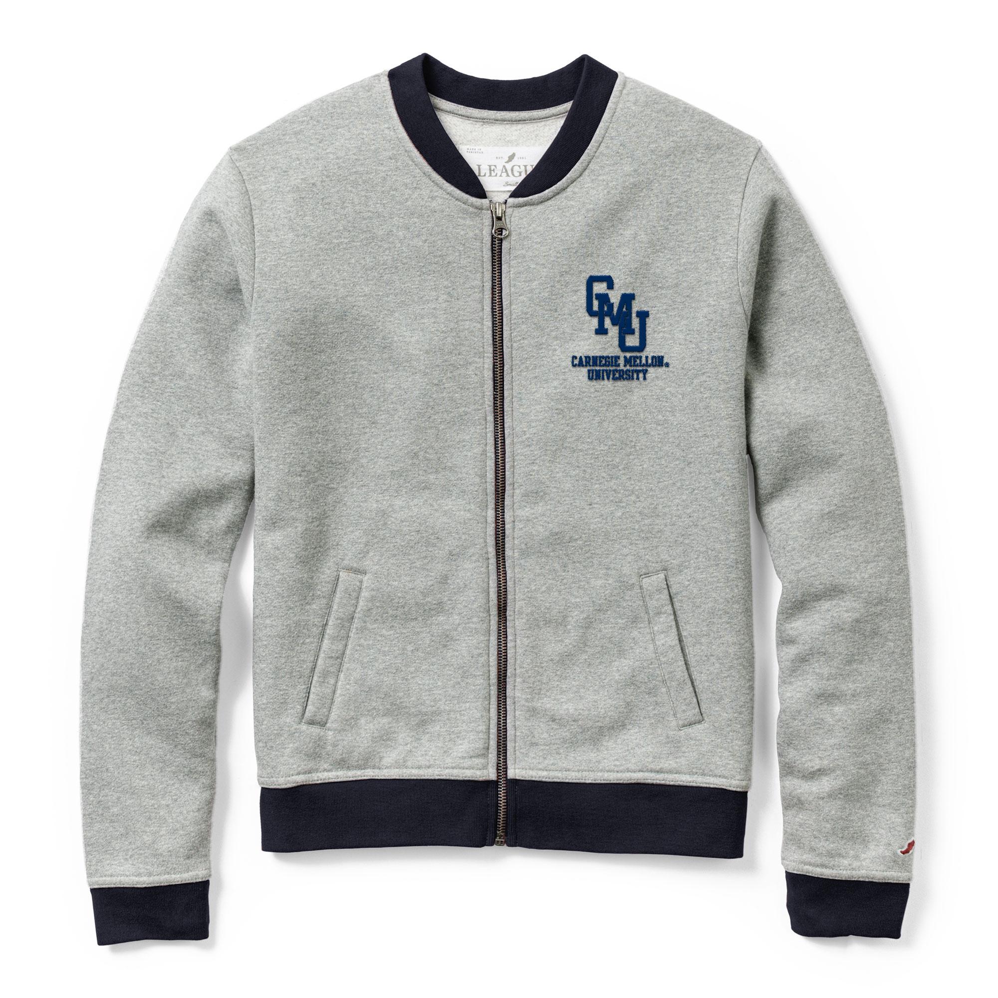 Academy Track Jacket: Navy