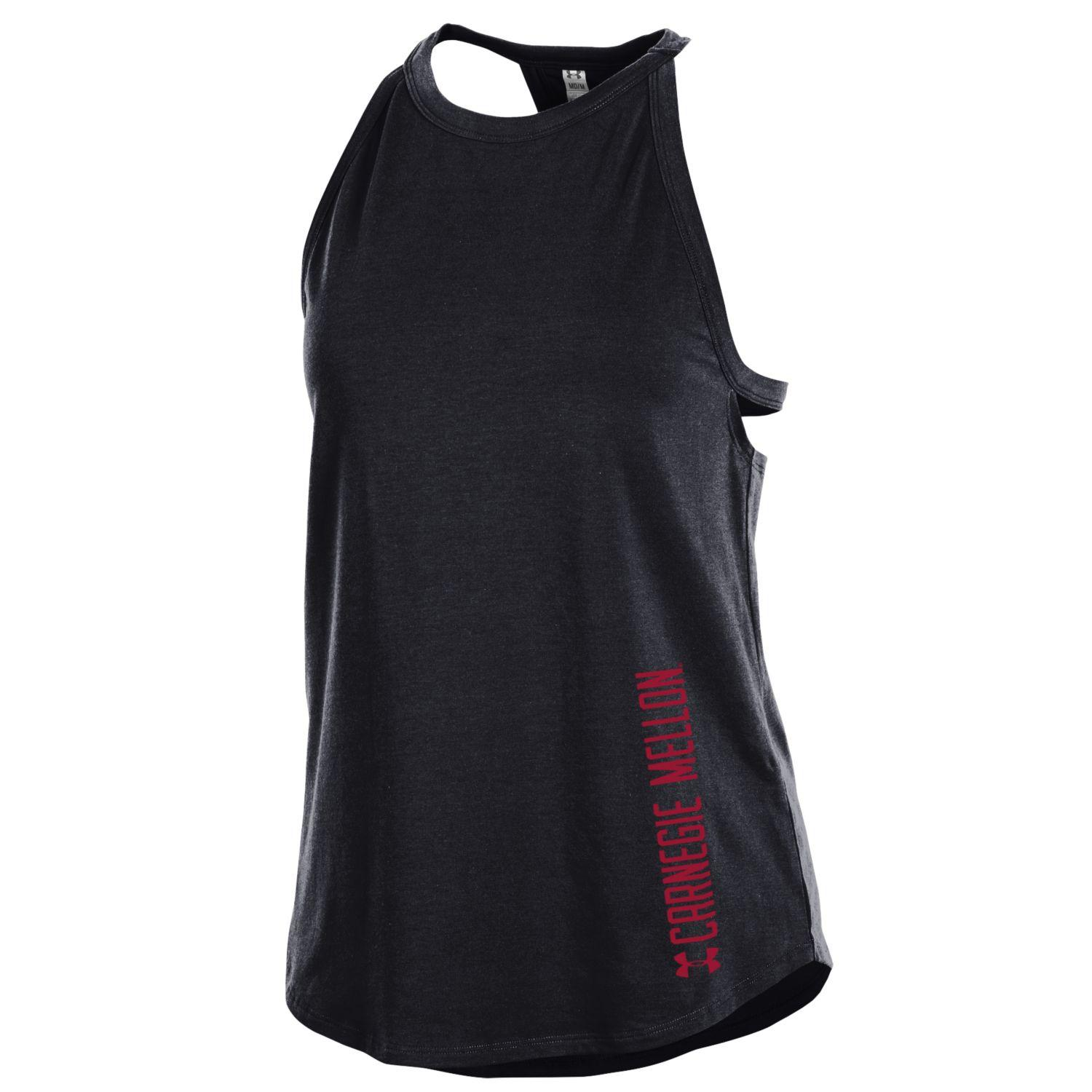 Under Armour Charged Tank: Black