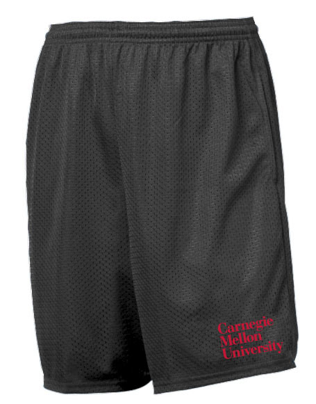 Champion Athletic Shorts: Black