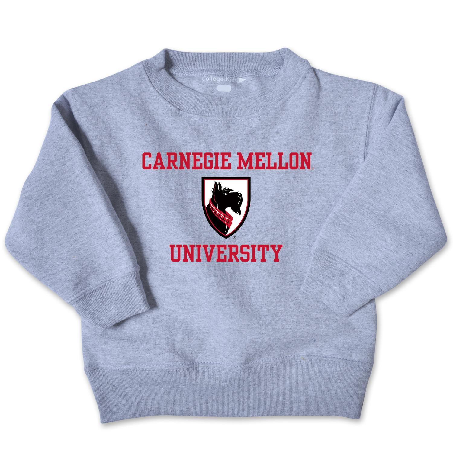 Kids Crewneck Sweatshirt: Oxford