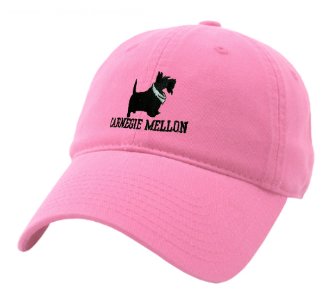 Hat Scotty: Pink
