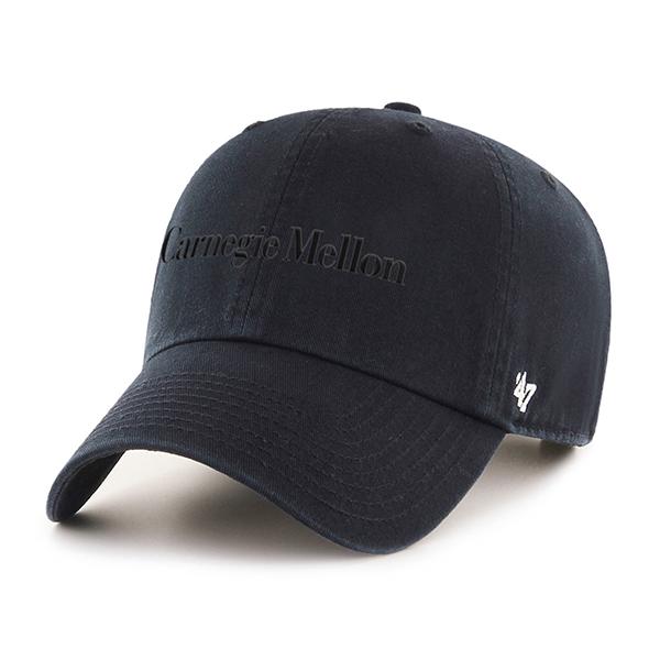 Adjustable '47 Clean Up Hat: Black
