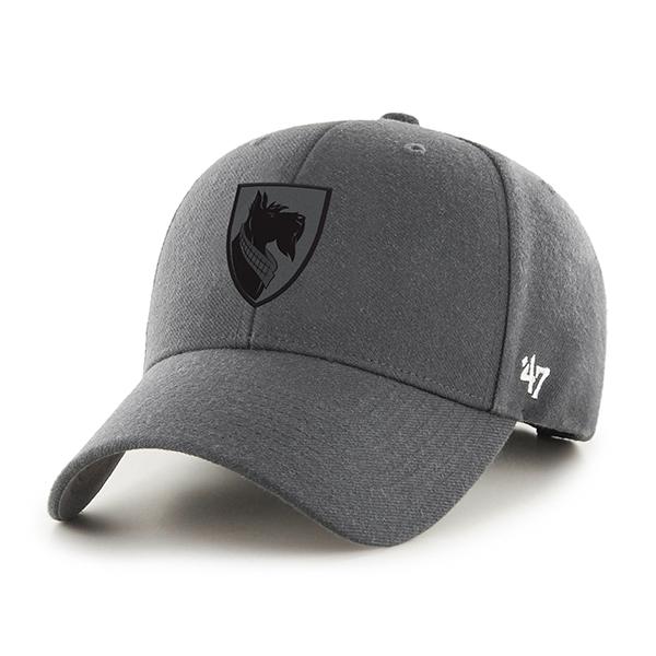 Adjustable '47 MVP Hat: Charcoal