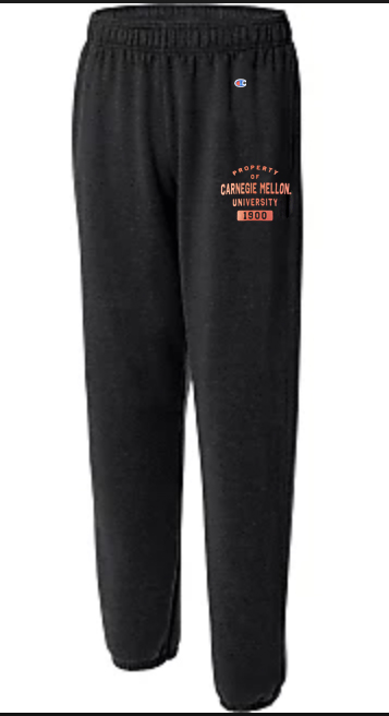 Champion Sweatpants: Black