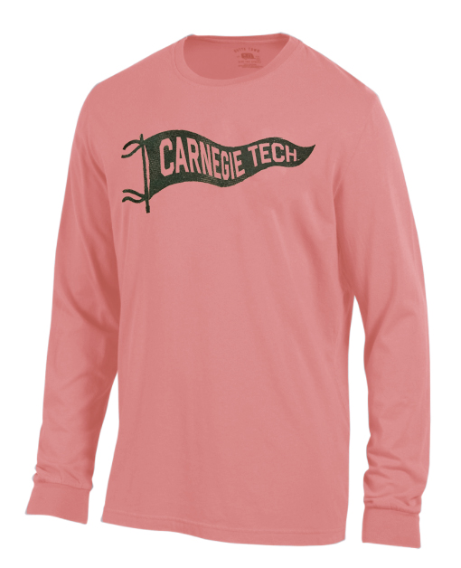 Carnegie Tech Outta Town Tee: Red