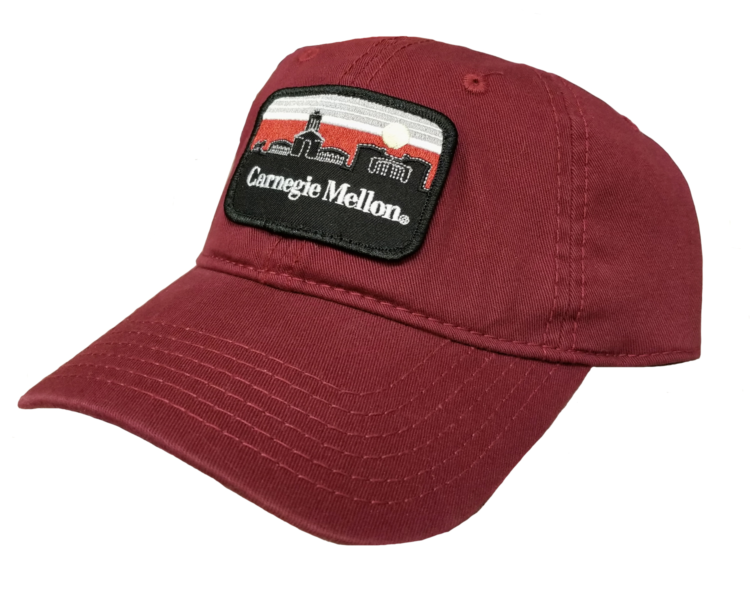 CMU Skyline Hat: Red