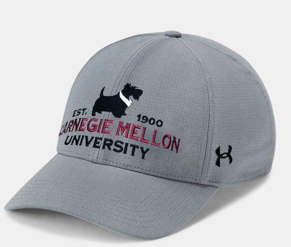 UA Armourvent Hat: Graphite