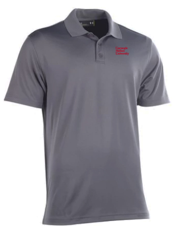 Under Armour Performance Polo: Graphite