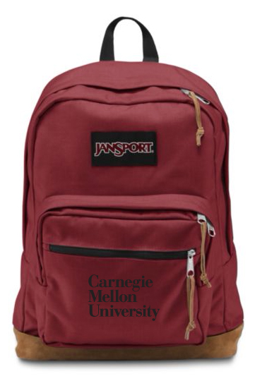 CMU Branded Right Pack: Viking Red