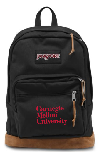 CMU Branded Right Pack: Black