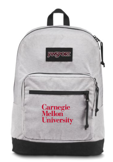 CMU Branded Right Pack Digital Ed: Heathered Gray