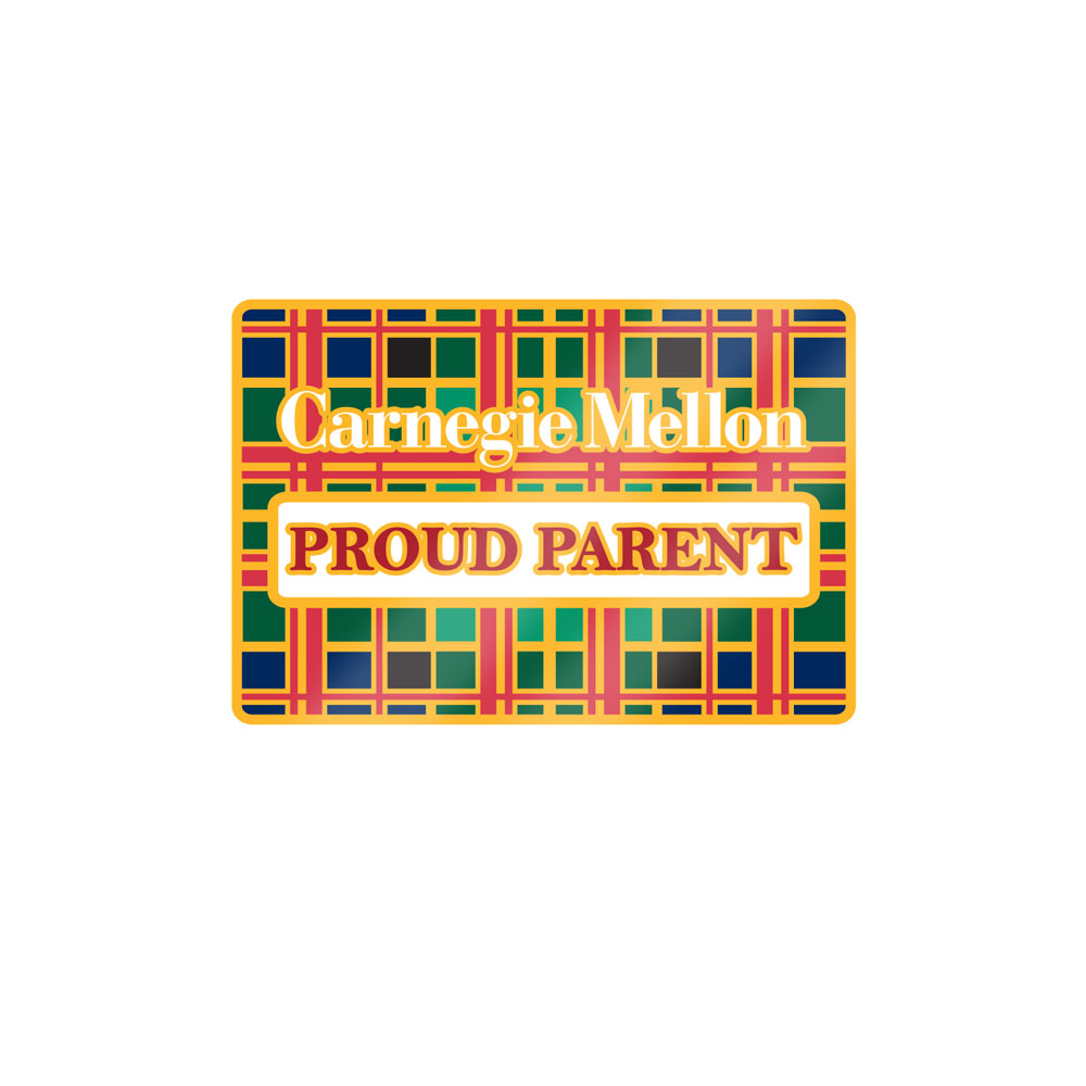 Lapel Pin: CMU Proud Parent