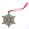 Ornament: Pewter Snowflake thumbnail