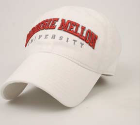 Image For Hat: Arch Logo White