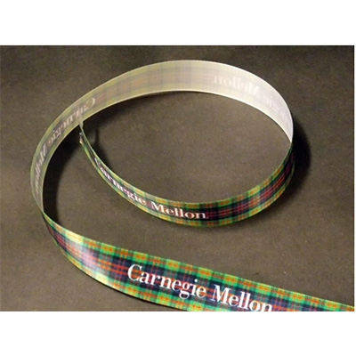 "Image For Ribbon: Plaid 5/8"" 9 Foot Roll"