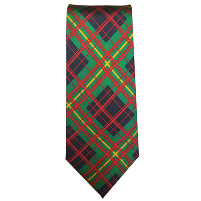 Image For Tie: Tartan Digital