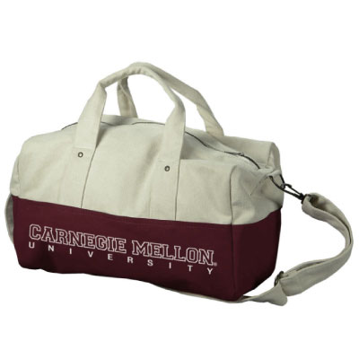 Image For Rally Duffel Bag: Maroon